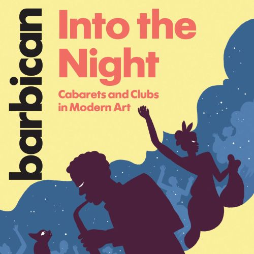 Graphic poster Barbican