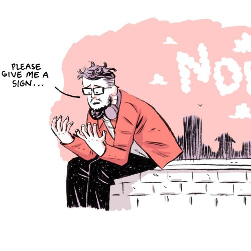 Cartoon & Humour depressed man