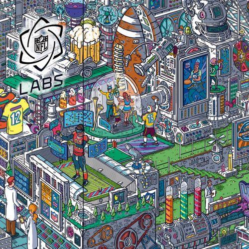 Conceptual architecture of city