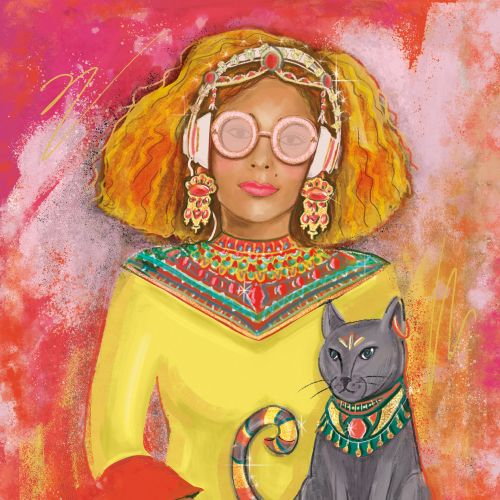 Jeanetta Gonzales 人物 Illustrator from USA