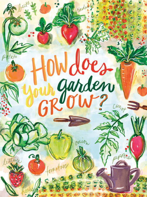 Graphic How does your garden grow