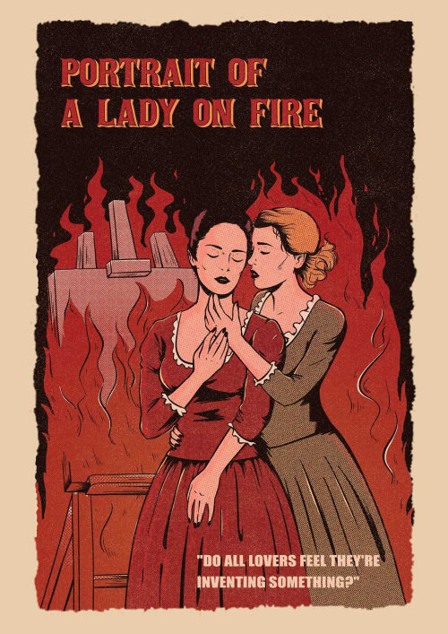 """""""Portrait of a Lady on Fire"""""""