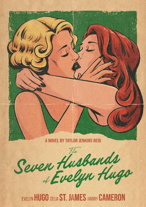 """""""The Seven Husbands of Evelyn Hugo"""""""