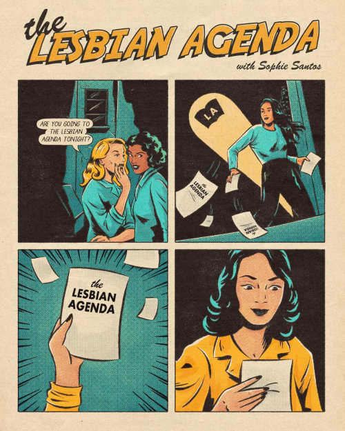 """The Lesbian Agenda"""