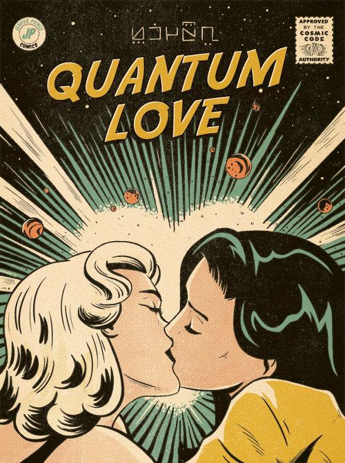 """""""Quantum Love"""" Mag"""