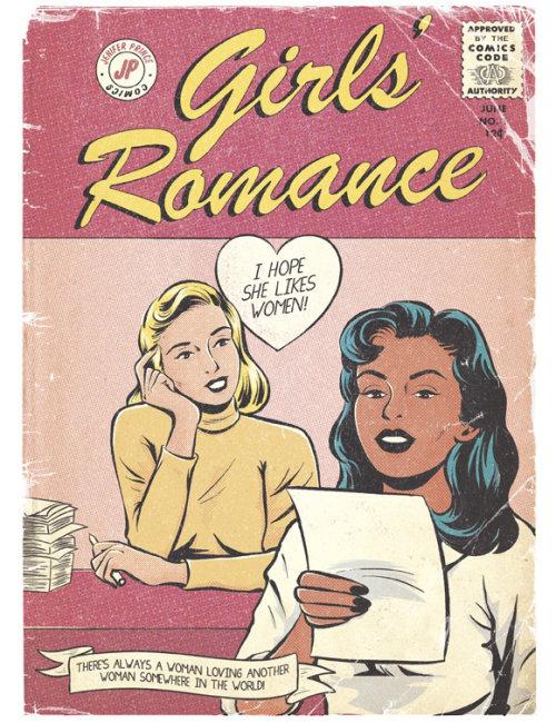 """""""Girls' Romance"""""""