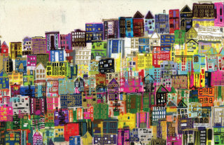City illustration by Jennifer Maravillas