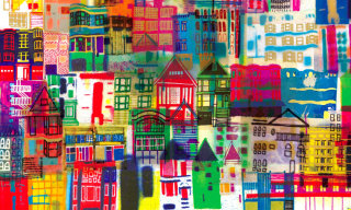 Buildings illustration by Jennifer Maravillas