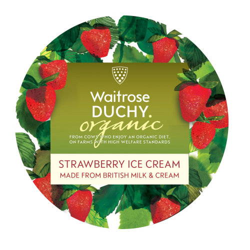 An illustration for Waitrose Duchy