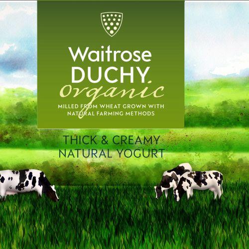An illustration for Waitrose Duchy