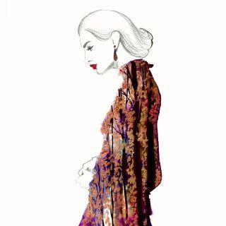 Jessica Durrant - Fashion & beauty illustrator, Atlanta, Georgia