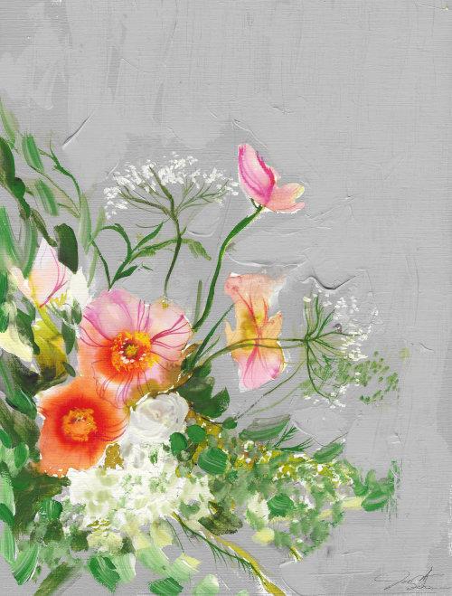 Floral No. 1
