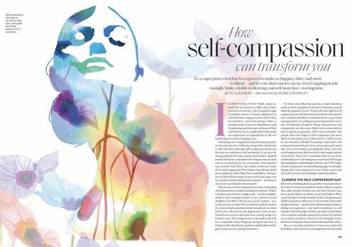 Shape Magazine Editoiral