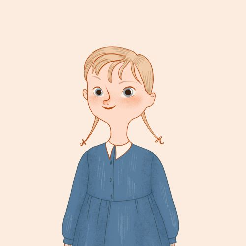 Jessine Hein Character Design