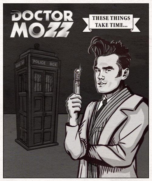 Poster design of Doctor mozz