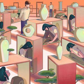Jiawen Chen -  based illustrator