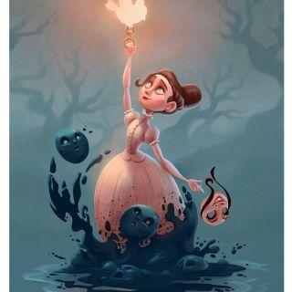 View Joel Santana's illustration portfolio
