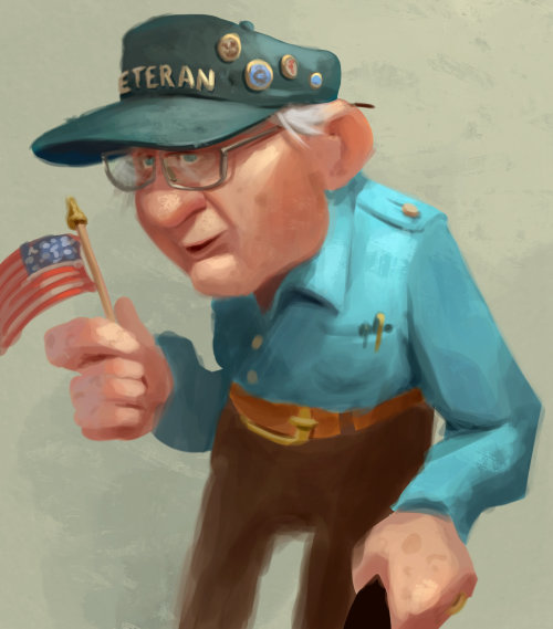 American Police Woman illustration by Joel Santana