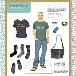 Art design dress code for alumni by Jonathan Allardyce