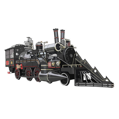 Machine illustration by Jonathan Allardyce