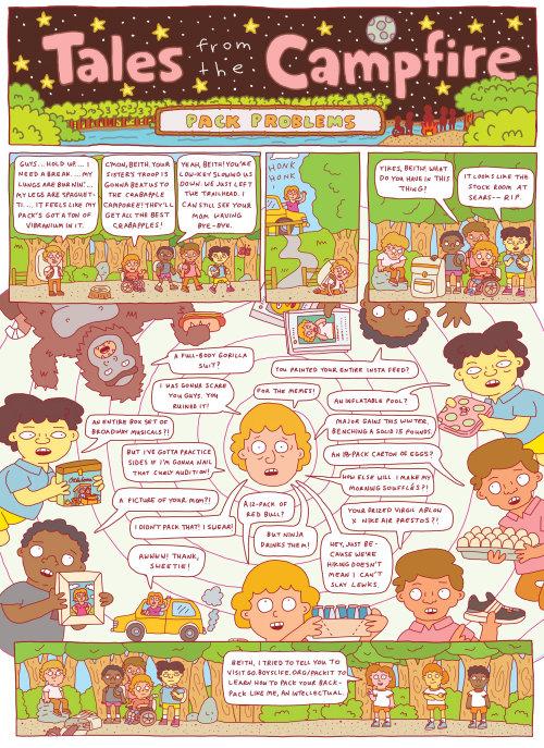 Illustration de bande dessinée pour enfants
