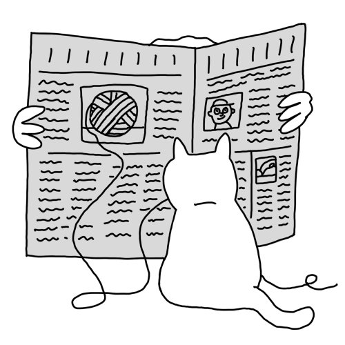 Ilustración editorial para New York Times