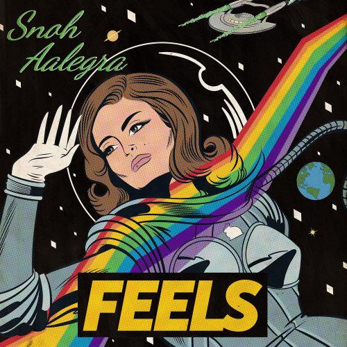 snoh aalegra - feels album cover