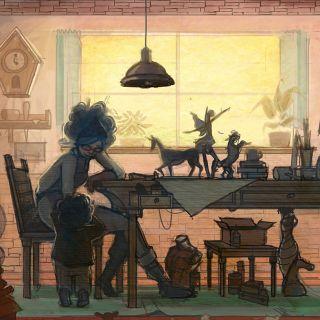 Jui Talukder - CT, United States based illustrator