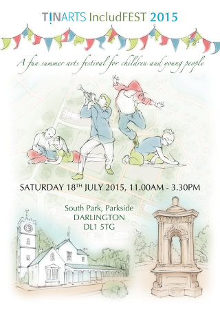 art festival, south park, Darlington, musician, reading, painting, dancing, crafts, clock tower