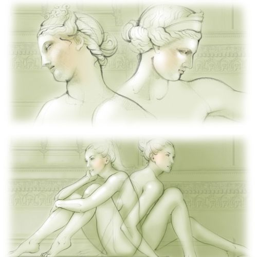 statue, figure, model, cosmetic, classical, aphrodite, beauty
