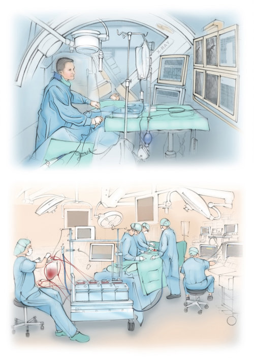 operating theatre, surgery, surgeons