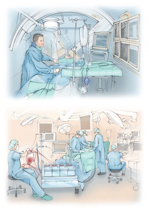 quirófano, cirugía, cirujanos