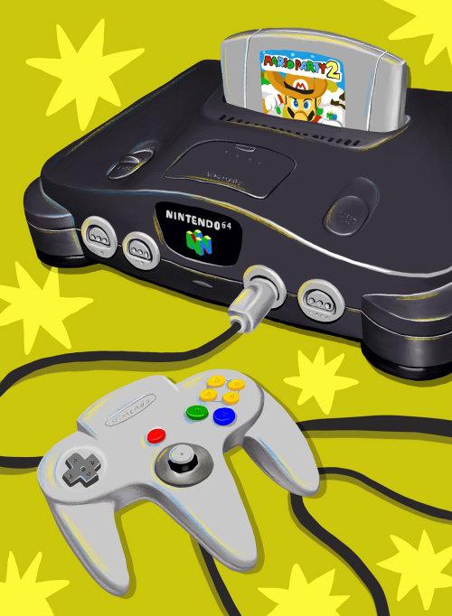 Design gráfico do kit de videogame
