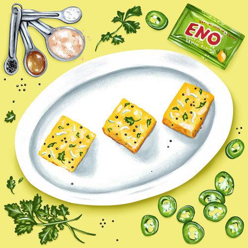 Design de cartaz para Eno