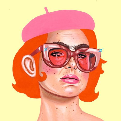 Juliette Toma - burbank, CA, USA based illustrator