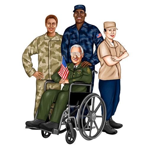 Veteranos para Júnior Escolástica