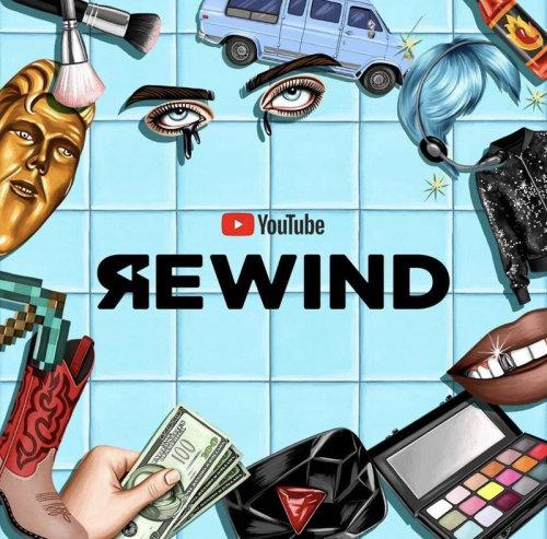 animação youtube rewind