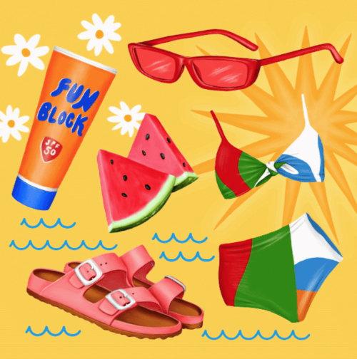 Animação, hora de verão