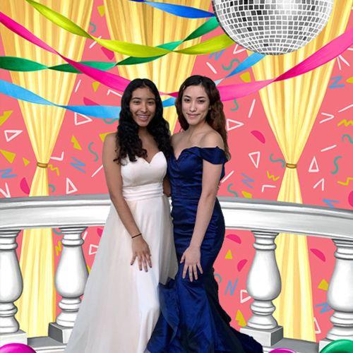 Editorial LA times virtual prom