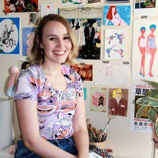 Juliette Toma - burbank, CA, USA based illustrator