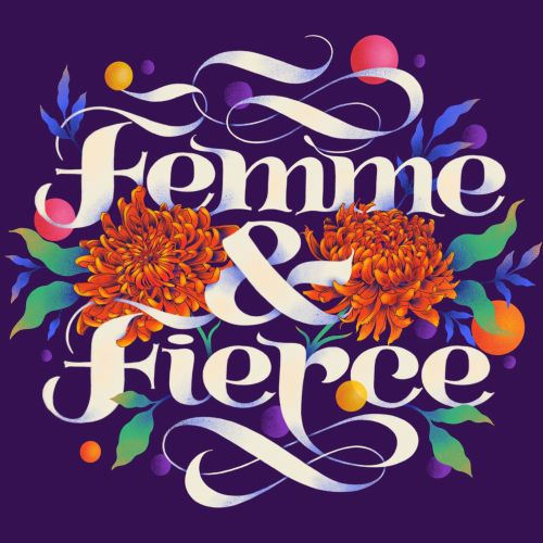 Social post for International Women's Day 2019 for Femme & Fierce