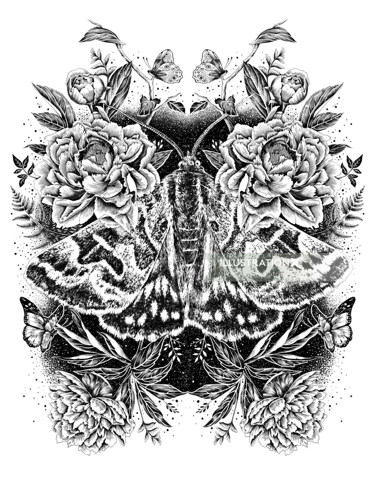 Inspired art  by Jyotirmayee Patra