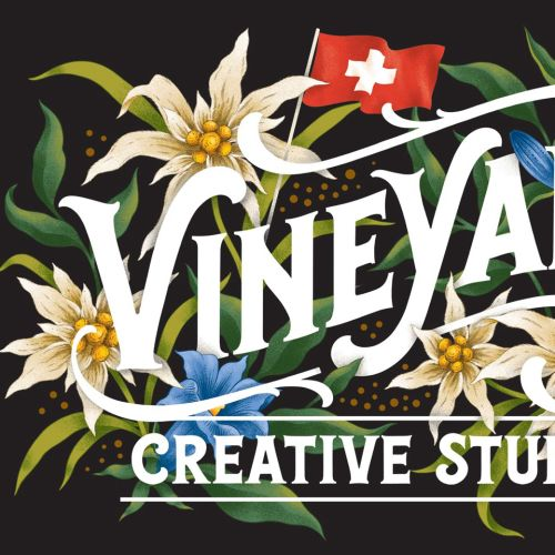 Logo design for Vineyard Creative Studio