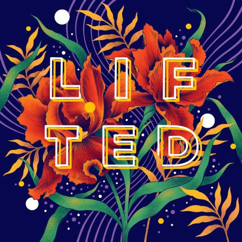 Lettering Lifted album cover