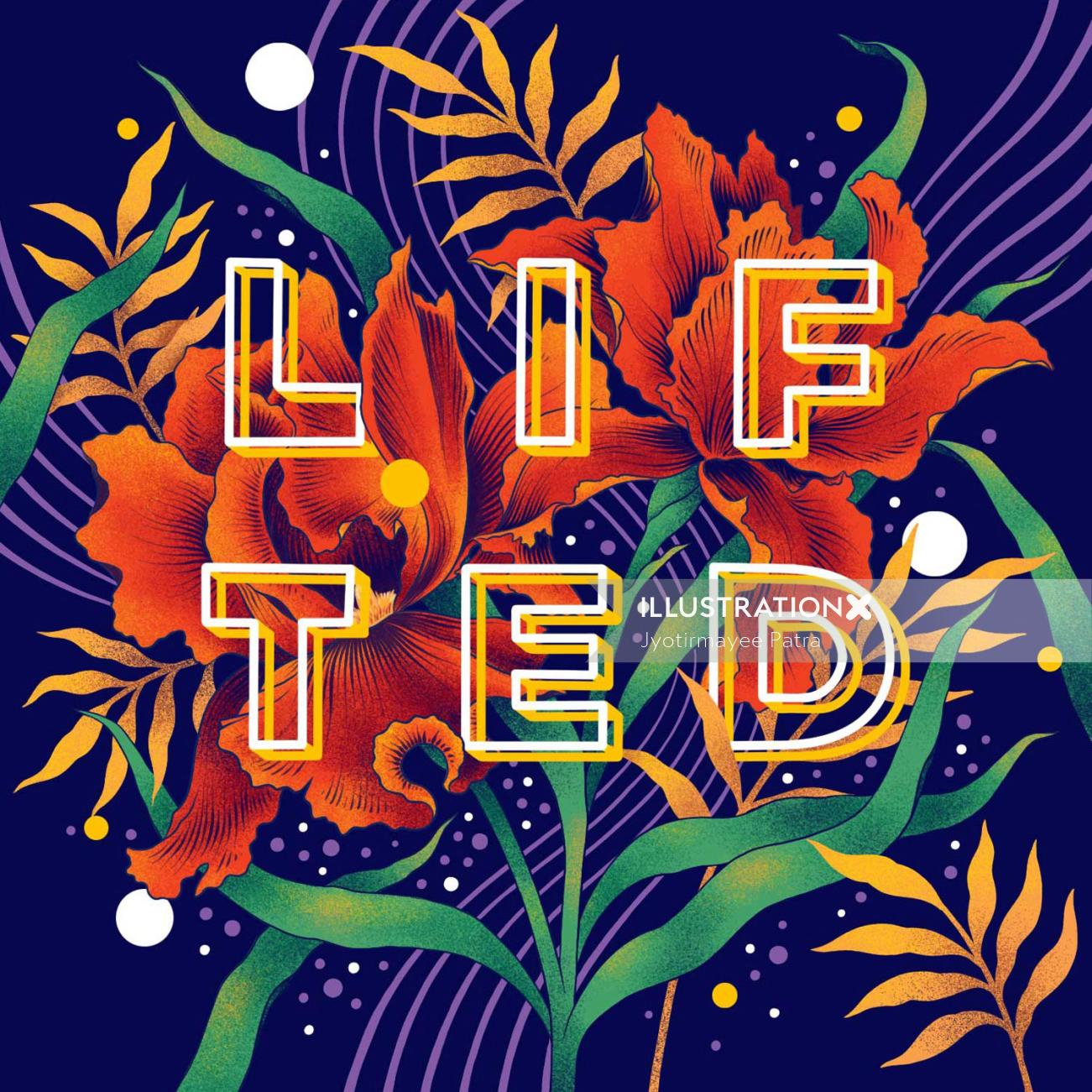 LIFTED - Album Cover