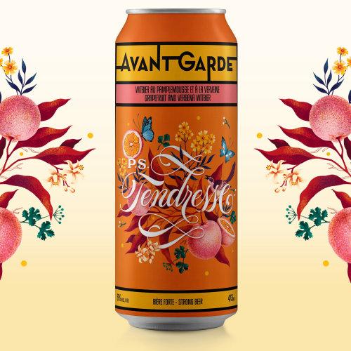 Graphic Beer - Création d'étiquettes