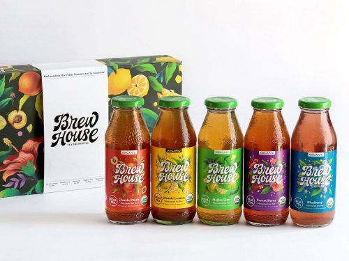 Brewhouse - Label Design