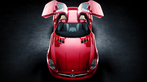 CGI art car image