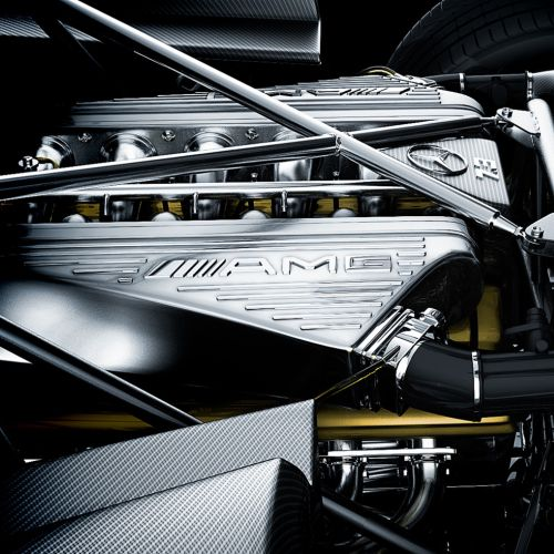 3D design of Zonda Engine