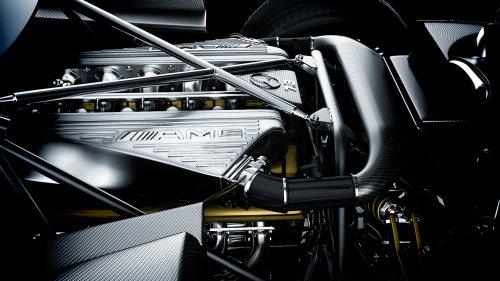 3D design of Zonda Engine